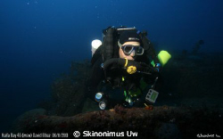 Diver Portrait